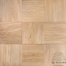 solid parquet flooring glued oak patina cubes qc floors
