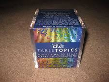 Table Topics Game by Table Topics Ebay