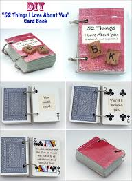 gift ideas 52 things i about you get crafty