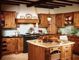 beautiful decoration cottage kitchen designs for hall kitchen