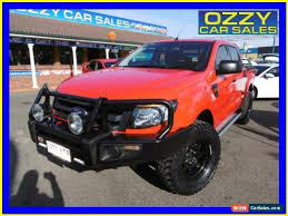 ford ranger dual cab for sale ford ranger for sale in australia