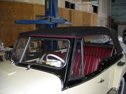 willys jeepster convertible top for 48 51 willys jeepster aro pattern 420