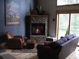 Corner Fireplace Living Room Furniture Placement - electric fireplace ashley furniture fireplace design and ideas