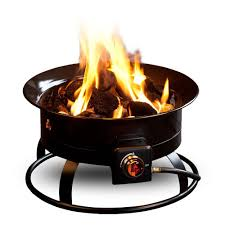 amazon com outland firebowl 823 portable propane gas fire pit