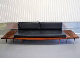 bedroom luxury mid century modern daybed with floating side