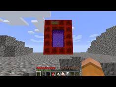 Minecraft How To Make A Bed Minecraft How To Make A Portal To Candy Land No Mods