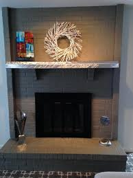 Floating Fireplace Mantels by Stainless Mantels