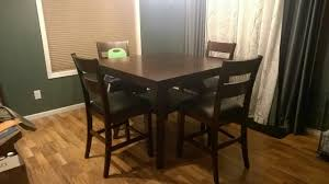 Costco Dining Room Furniture New Dining Table From Costco Our New House Pinterest Costco