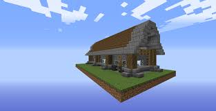 Minecraft Home Ideas I Need Building Ideas In My Skyblock Island Discussion