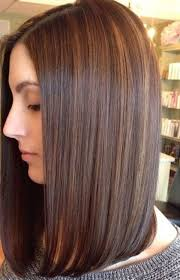 shorter in the back longer in the front curly hairstyles middle part burgundy bob straight color 33 full lace human hair