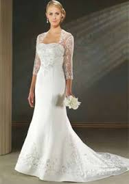 love this dress cover up in the church and then par tay at the