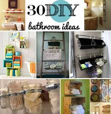 craft ideas for bathroom 30 brilliant diy bathroom storage ideas amazing diy interior