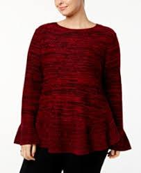 womens plus size sweaters macy s