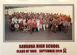 savanna high school alumni savanna high school class of 1965 anaheim ca