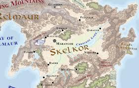 Faerun Map Skelkor Forgotten Realms Wiki Fandom Powered By Wikia