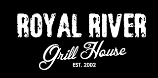 menus u2014 royal river grill house
