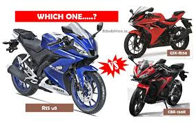 cbr 150 price in india new r15 vs cbr150r vs gsx r150 which one sells the most in