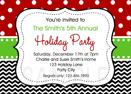 invitation templates free word holiday party invites party invitations templates