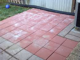 patio 60 square concrete patio ideas patio pavers red 12 inch