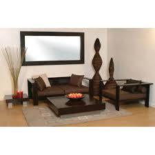 Home Decor Sets Awesome Wooden Sofa Sets For Living Room Home Decor Interior