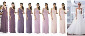 ombre bridesmaid dresses u2014 the knot