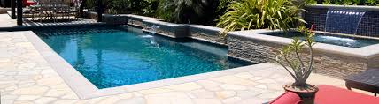 Swimming Pool In Backyard by Custom Swimming Pool Pacific Palisades Masonry Beverly Hills