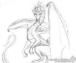 index of artwork galleries dragons sketches