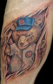 image result for real chicago cubs tattoos tattoos pinterest