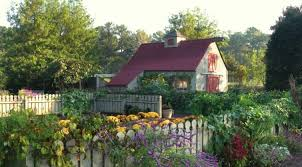 in the garden 25 charming garden sheds talk of the house