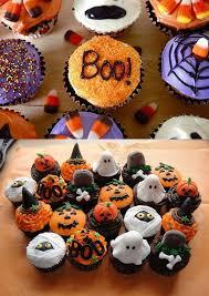 halloween cupcake decorating halloween homemade decoration ideas