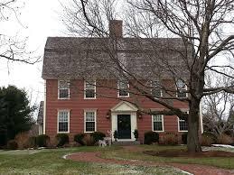 gambrel homes the gambrel colonial exterior trim and siding the gambrelcolonial