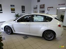 2016 subaru impreza wrx hatchback satin white pearl 2013 subaru impreza wrx limited 5 door exterior