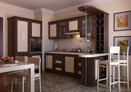 two tone kitchen cabinet doors cabinets brown and white picture 10