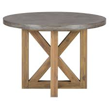 jofran boulder ridge round dining table hayneedle