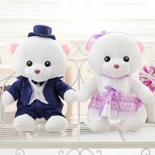 flower girl teddy white wedding teddy groom flower girl teddy bears
