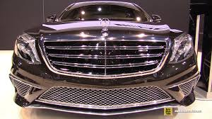 mercedes maybach 2015 2015 mercedes maybach s600 exterior and interior walkaround