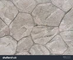 Wood Grain Stamped Concrete by Old Vintage Stamp Concrete Floor Texture Stock Photo 449538595