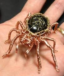 How To Make Jewelry Out Of Wire - wire wrapped scorpion free tutorial really cool wire wrapping