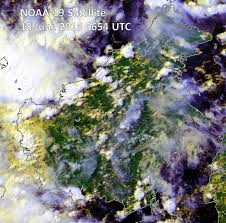 update of regional weather and smoke haze for july 2016