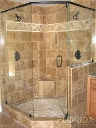 Mirolin Shower Door Neo Angle Shower Doors 3 8 Pivot Hinge Angle Door And Panels With