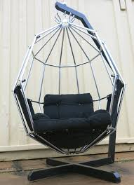 Metal Egg Chair by Exterior Design Awesome Blue Ikea Hanging Chair For Inspiring