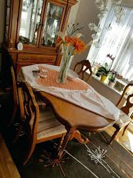 italian style dining table chairs and large cabinet italian dining