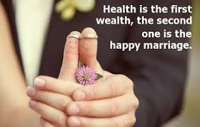 happy marriage quotes happy marriage quotes where there is there is