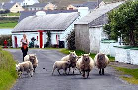 malin head northern local area trean house farmhouse bed and breakfast