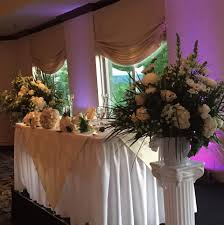 Sweet Heart Table Wedding Sweetheart Table Ideas Inncredible Caterers U0026 Events