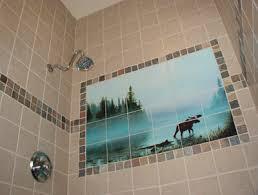 ceramic tile murals for kitchen backsplash exles of kitchen backsplashes kitchen tile murals bathroom