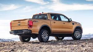 2019 ford ranger spy shots and video 2018 detroit auto show 2019 ford ranger 4 images 2018 detroit