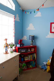 10 fantastic ideas for disney inspired children s rooms homes the great thing about this toy story room by living lullaby designs is that it captures the style and essence of the film without beating you over the head