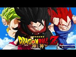 evil goku revived dragon ball battle gods 2 2015 movie
