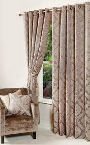 Pewter Curtains Scatter Box Rousso Pair Of Curtains Pewter Abbeylands Furniture